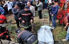 العثور على جثة امرأة في بئر عمقه 80 متر بعين الشقف بفاس