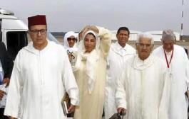 """طلة حاجة حسناء ضمن الوفد الرسمي للحجاج المغاربة دايرة ضجة في """"الفايس"""" (صورة)"""
