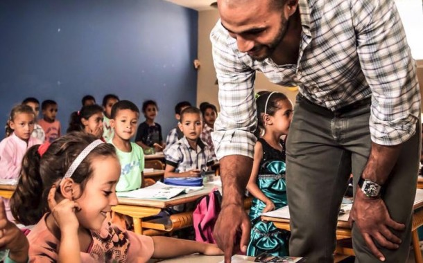 برافو. بدر هاري كيعطي للمسؤولين والمشاهير المغاربة دروس في الأعمال الخيرية.. وها المبادر الجديدة لي دار لولاد ميدنتو (صور)