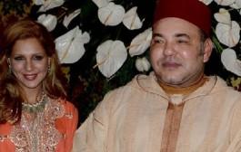 الملك رجع للمغرب.. بعد زيارة قصيرة لباريس لمباركة مولود لالة سكينة