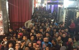 الزين اللي فيك دار حالة فتونس. اكتظاظ كبير باش يشوفوه وانتقادات بعد العرض /فيديو وصورة