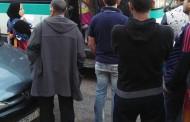 سبعة كونطرولات ديال الطوبيس في كازا سيفطو تلميذين كومة بسبب تذكرة الركوب