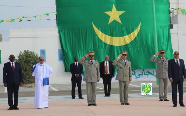 تعاون عسكري مغربي موريتاني مع زيارة روس للمنطقة. قوات مغربية في اضخم استعراض بموريتانيا بمناسبة الذكرى 55 لاستقلالها