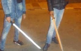 مسلحون يعتدون على المواطنين ويزرعون الرعب في منطقة عين الشكاك ضواحي صفرو