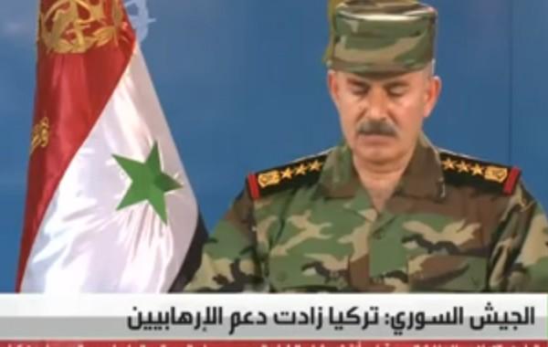 بالفيديو. سوريا كتتهم تركيا بالسماح لأبا عوض ورفاقه الارهابيين بالدخول لأوروبا لتفجير باريس