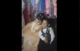 بالفيديو. عروسة شعلوا فيها العافية باللعب الباسل