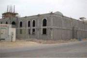 أيها المحسنون والمحسنات ساهموا في بناء مسجد النور..