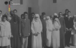 بالفيديو. ها كيفاش داز العرس ديال مولاي عبد الله شقيق الحسن الثاني من الاميرة لمياء الصلح