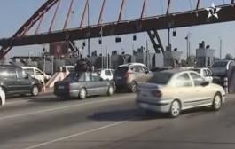بالفيديو. إزدحام شديد في محطة الأداء برشيد بسبب نهاية العطلة المدرسية