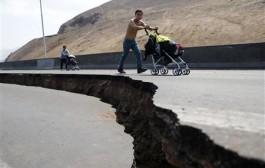 زلزال فالطاليان وها مشحال ماتوا وتجرحوا
