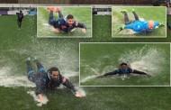 ماداروهاش فالصغر رجعو يديروها فلكبر. بالفيديو. لاعبي نابولي يخترعون تدريبات جديدة في كرة القدم