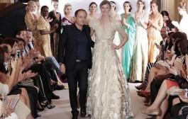 """القفطان المغربي ضيف شرف العرض السابع ل""""أزياء الربيع"""" بمدريد"""