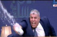 بالفيديو: جوج صحفيين مصريين نوضوا قربالة بيناتهوم داخل برنامج رياضي