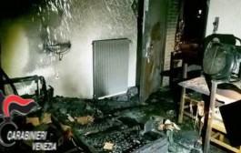 بعدما قطعت علاقتها به برسالة نصية على الهاتف. مغربي يحرق منزل حبيبته الايطالية
