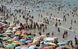 هاذي بلاد غادي يتنظم فيها كوب 22. شوفو على فضيحة بيئية في شاطىء سابليط في المحمدية
