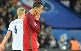 """""""يورو 2016"""".. رونالدو أول لاعب في التاريخ يسجل أهدافا في 4 نهائيات"""