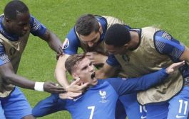 كأس اوروبا 2016: تأهل منتخب فرنسا إلى دور ربع النهائي وقد تواجه انگلترا
