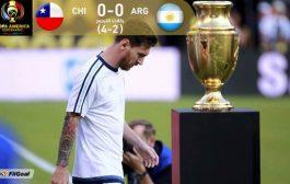 التشيلي طحنات الارجنتين في كوبا أمريكا وخدات البطولة وميسي مازال مادخلش التاريخ مع المنتخب