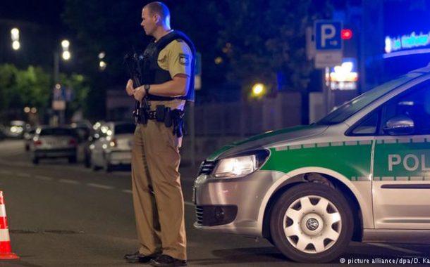 بالفيديو. إنفجار بمطعم فمدينة أنسباخ فألمانيا والشرطة قالت أنه مدبر وها مشحال ماتو