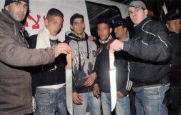 هادي عائلة محترمة جدا.. حملات الأمن على التشرميل تجر 3 أشقاء إلى الاعتقال