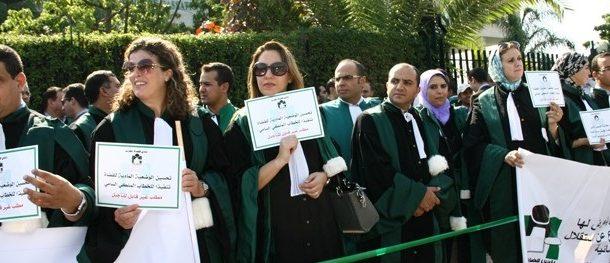 ها لائحة القضاة اللي اطعلهوم الجوك فعضوية المجلس الأعلى للسلطة القضائية