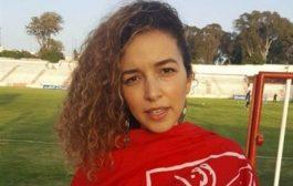 مغربية دارت الروينة فتدريب الأهلي المصري استعدادا لمواجهة الوداد