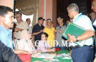 عاجل: إعادة انتخاب المرنيسي رئيسا للماص وأعضاء من الفريق يطالبون والي الجهة بالتدخل +صور
