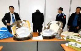 نيجيري ضربوه بـ3 ديال لحبس حاول تهريب الكوكايين عبر مطار محمد الخامس