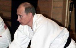 شوفو لعيالات علاش قدات: بالفيديو. امرأة طيحات الرئيس بوتن أرضا