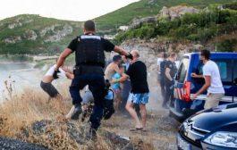 """أسرة مغربية تغادر جزيرة """"كورسيكا"""" الفرنسية لعدم إحساسها بالأمن"""