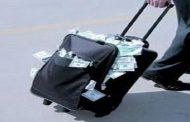 ميركاني حصل باغي يهرب 40 ألف دولار عبر مطار محمد الخامس