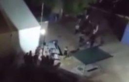 بالفيديو. دباز خايب بين لاجئين جزائريين وسوريين في مخيم فاليونان