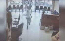 بالفيديو. مسلح هجم على صالون ديال التجميل فالميريكان