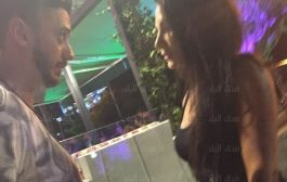 ها الصورة ديال سعد لمجرد مع الفتاة اللي طيحاتو فالفخ