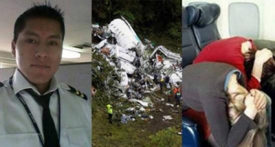 واحد من اللي فلتو من الموت فطيارة لي ماتو فيها فريق برازيلي كيعاود كيفاش قدر يفلت وآش دار