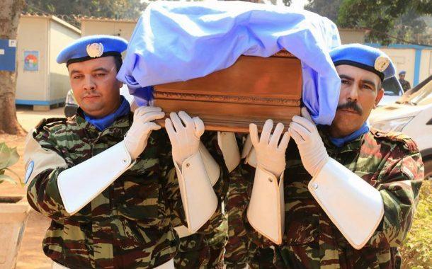 واش جنودنا رخاص علينا. رابع عسكري تقتل فإفريقيا الوسطى