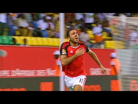 """فيديو : هدف """"محمود كهربا"""" في شباك المنتخب المغربي"""