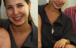 نانسي عجرم بلا مكياج (صورة)