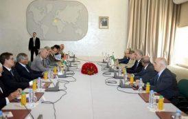 قبل القمة الإفريقية.زعيم البوليساريو مشا للجزائر ياخد الاوامر