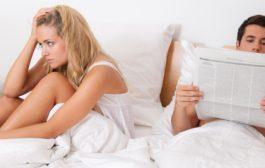 5 علامات تحذيرٍ مهمة قد تدل على أنك في الطريق إلى زواجٍ بلا جنس في المستقبل