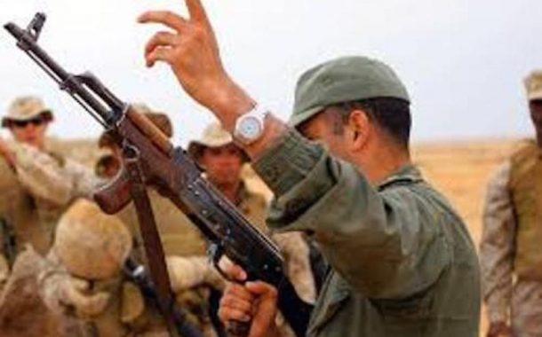 """عسكري هدد كولونيل برسائل """"داعشية"""""""