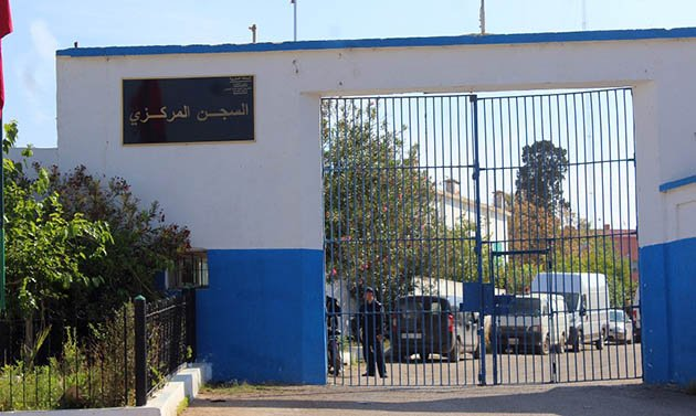 عاجل: انتحار سلفي شنقا بالسجن المركزي بالقنيطرة