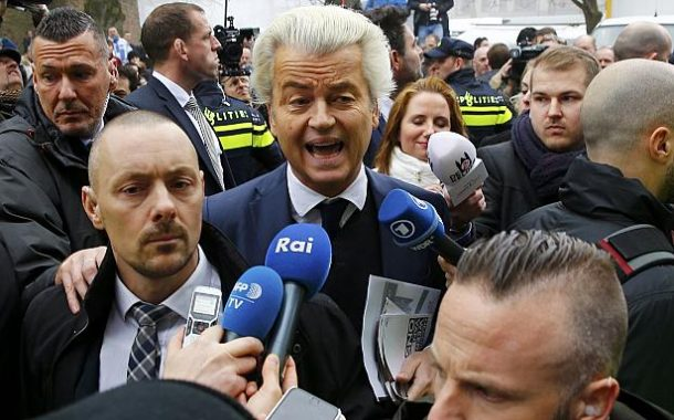 استطلاع رأي :خيرت فيلدرز يقدر يربح الانتخابات الجاية  ف هولندا