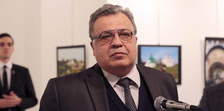 لأنها تعبر عن الكراهية. صورة قاتل السفير الروسي خذات جائزة أحسن صورة فالعالم