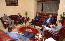 العثماني: لم اطلب من اي حزب لا الحقائب ولا اسماء الوزراء ومازال حنا فاللمسات الاخيرة حول الهيكلة