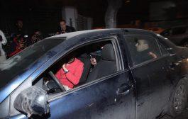 بالفيديو. لحظة إطلاق سراح الموقوف الوحيد في قضية مقتل البرلماني بومرداس