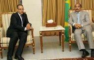 ولد عبد العزيز : ننتظر تعيين سفير للمغرب بانواكشوط