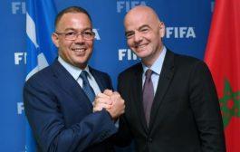المغرب يفاوض إسبانيا حول المونديال