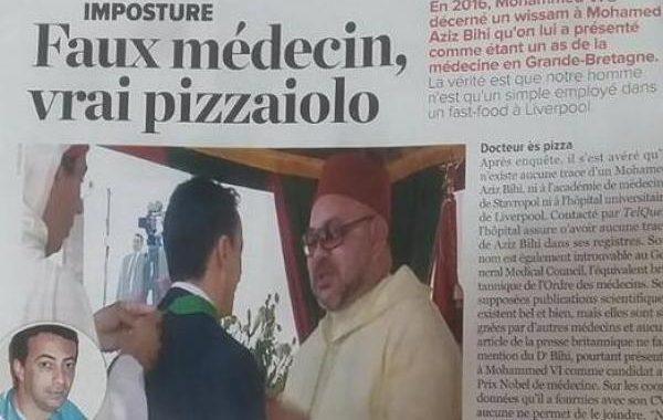 بيهي.. الطبيب الذي تحول إلى بائع البيتزا