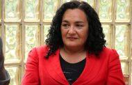 فإطار الدبلوماسية الموازية. نائبة رئيس البرلمان التشيلي فالعيون
